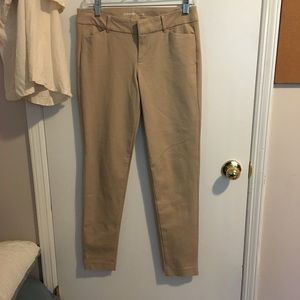 Old Navy Pants - Mid-rise pixie trouser